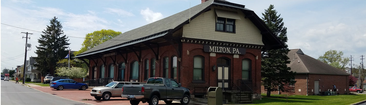 Milton Borough Building