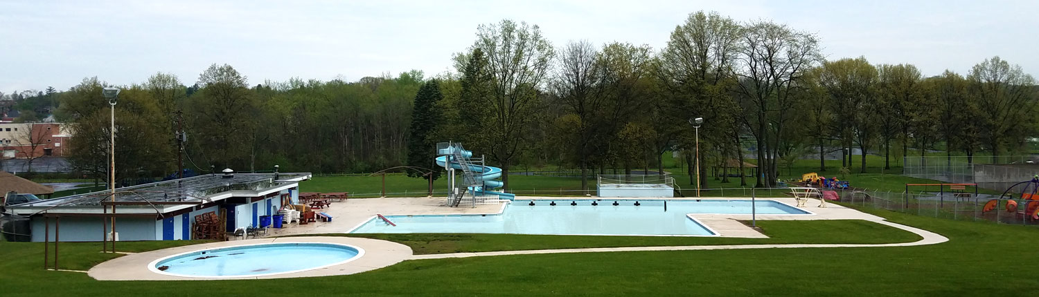 Milton Community Pool