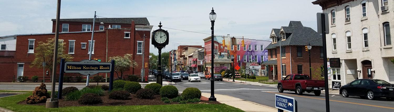 Milton Square