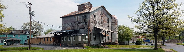 Rhoads Mill Milton Pa